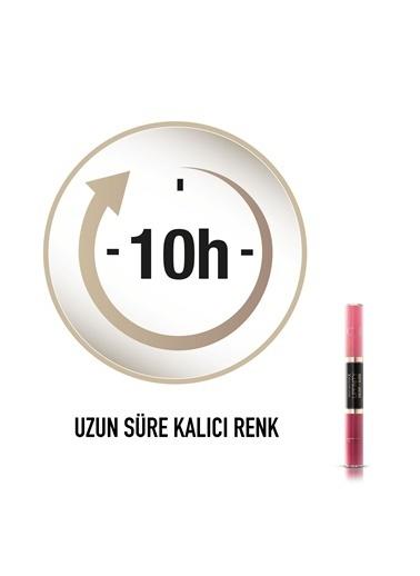 Lipfinity Colour & Gloss Ruj Ve Renkli Parlatıcı 650 Lingering Pink-Max Factor